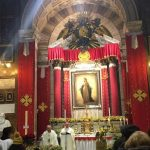 """Monsignor Paglia: """"Celebriamo quando Maria entrò a Roma 175 anni fa"""""""