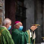 Messa per i cinquant'anni di sacerdozio
